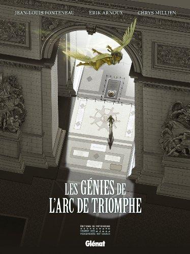 Les Génies de l'Arc de Triomphe (Coédition Glénat & Les Éditions du Patrimoine)