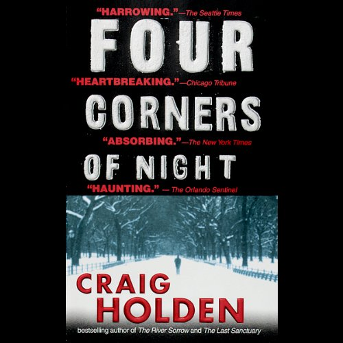 Four Corners of Night audiobook cover art