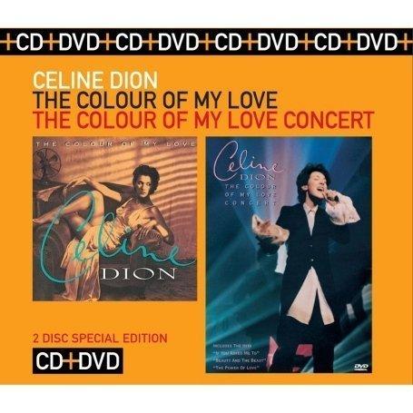 The Colour of My Love/the Colour of My Love Concert