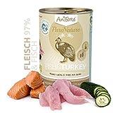 AniForte purena Ture–Fish & Turkey Fina salmón & Pute con Pepino 400g