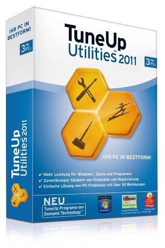TuneUp Utilities 2011 – 3-Platz
