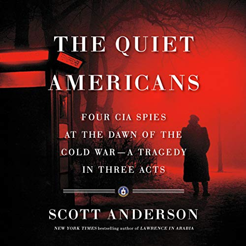 The Quiet Americans  By  cover art