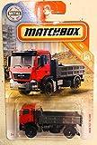 Matchbox Man TGS 18.440 Red 27/100 MBX...