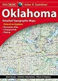 DeLorme® Oklahoma Atlas & Gazetteer (Delorme Atlas & Gazetteer)