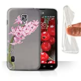 Stuff4® Pink Fashion Collection LG-GC - Cover o skin per smartphone LG Hyacinth LG Optimus L7 II Dual
