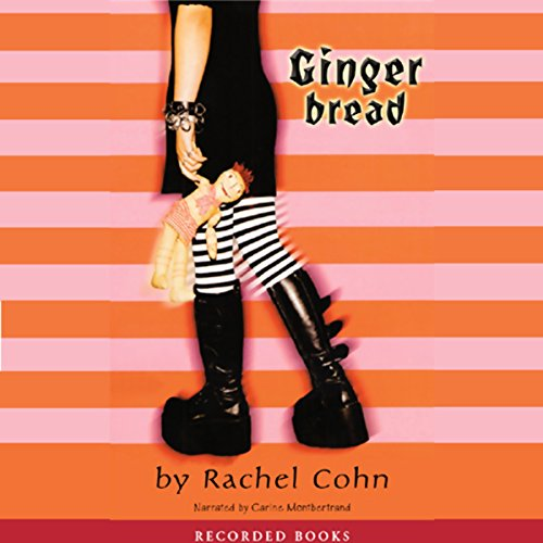 Gingerbread cover art