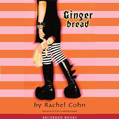 Gingerbread audiobook cover art