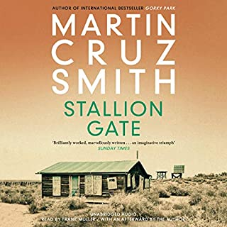 Stallion Gate cover art
