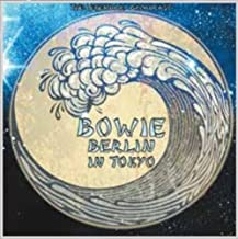 David Bowie: Berlin In Tokyo - The Legendary Brodcast Clear  Winyl