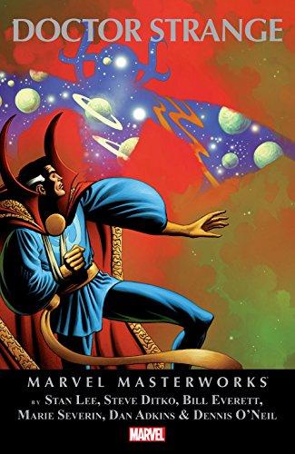 Doctor Strange Masterworks Vol. 2 (Strange Tales...