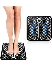 スタイルマット EMS フットフィット 最新版 EMSマシン フットマット 美脚トレーニング 電気刺激 トレーニング 美脚 下半身ダイエット 液晶表示 6モード 18階段強度調節 男女兼用 日本語説明書