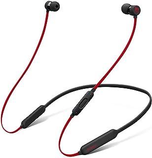 BeatsX ワイヤレスイヤホン-Apple W1ヘッドフォンチップ、Class 1 Bluetooth、マグネット式イヤーバッド、最長8時間の再生時間- レジスタンス・ブラックレッド