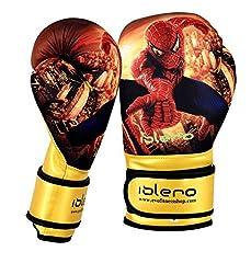 Islero kinderhandschoenen met gelpads, voor MMA, bokszak, Muay Thai etc., 113 g, 170 g, 227 g*