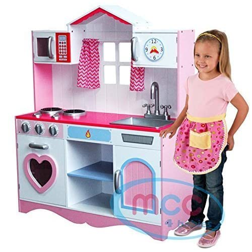 Large Play Kitchen: Children's Play Kitchen: Amazon.co.uk