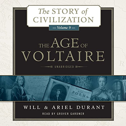 Couverture de The Age of Voltaire