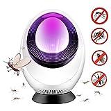 PINPOXE Insektenvernichter Elektrisch, Moskito Killer Lampe, Insektenfalle Lampe, Mückenfalle, USB Mückenkiller, Mückenvernichter, Insektenvernichter Mückenlampe, Insektenfalle für Innen Schlafzimmer