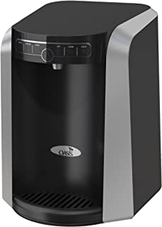 Countertop Bottleless Water Cooler/Dispenser Tri-Temp (Hot, Cold, Rm-Temp) by Magic Mt. Water Products and Oasis (Dispenser Only)
