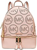 MICHAEL Michael Kors Rhea Zip Medium Backpack Soft Pink One Size