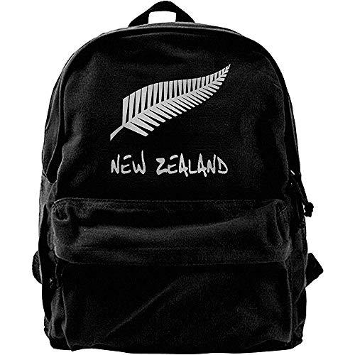 Computer Rucksäcke,Schulrucksack,Laptop Rucksack,Notizbuch Reiserucksack,Oxford Backpack,New Zealand Notebook Laptop-Tasche,Lässiger Schulterrucksack