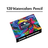 QABAWZ Watercolor Pencils Wood Color Pencil Set Lapis De Cor Pintura Regalos Para Niños Art School School Supplies