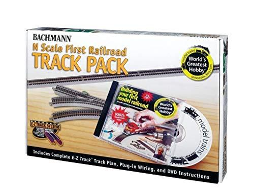 Bachmann World's Greatest Hobby Track Pack N Scale