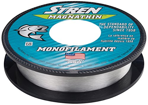 Stren MagnaThin, 330-Yard/6-Pound, Clear