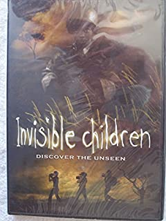 Invisible Children: Discover the Unseen【DVD】 [並行輸入品]