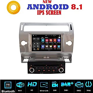 Amazon it: autoradio citroen c4: Elettronica