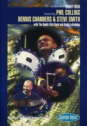Salute to Buddy Rich mit: Phil Collins, Dennis Chambers & Steve Smith