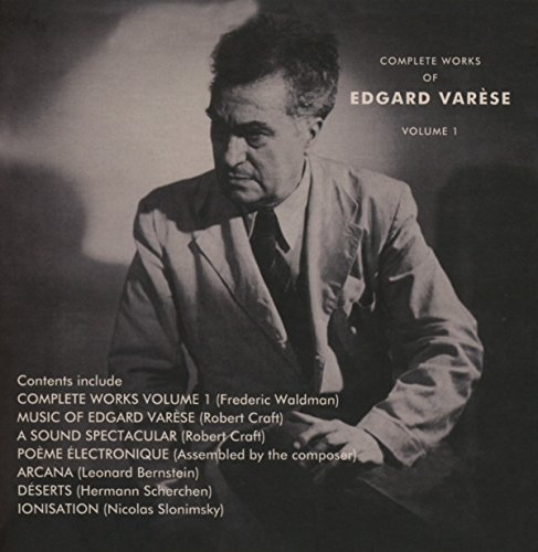 Edgard Varese - Complete Works
