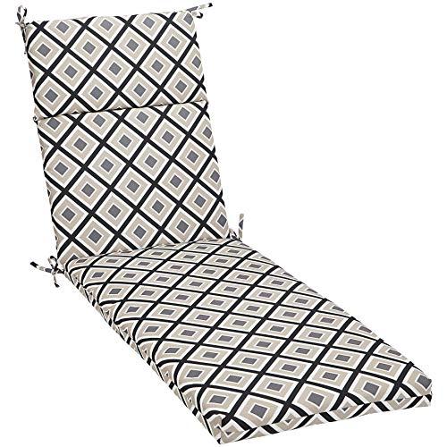 Amazon Basics Outdoor Lounger Patio Cushion -...