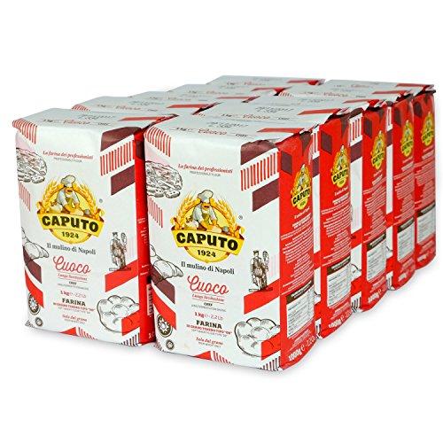 Antimo Caputo Tipo 00 \'The Chef\'s Flour\' Pizzamehl – 10x 1kg