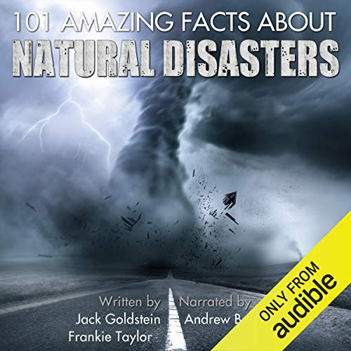101 Amazing Facts about Natural Disasters cover art