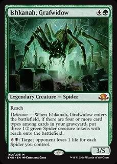 Magic: the Gathering - Ishkanah, Grafwidow (163/205) - Eldritch Moon