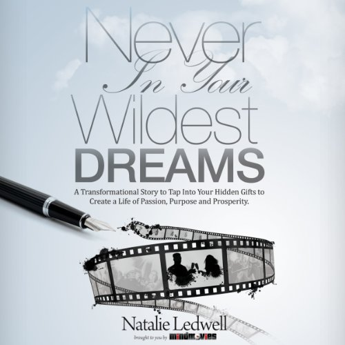 Never in Your Wildest Dreams audiobook cover art