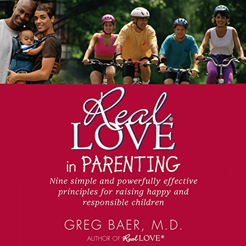 Real Love in Parenting cover art