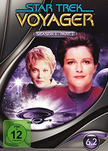 Star Trek - Voyager/Season 6.2 (4 DVDs)