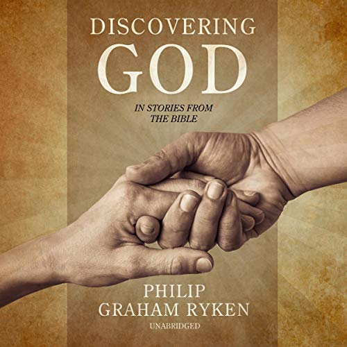 Discovering God in Stories from the Bible audiobook cover art