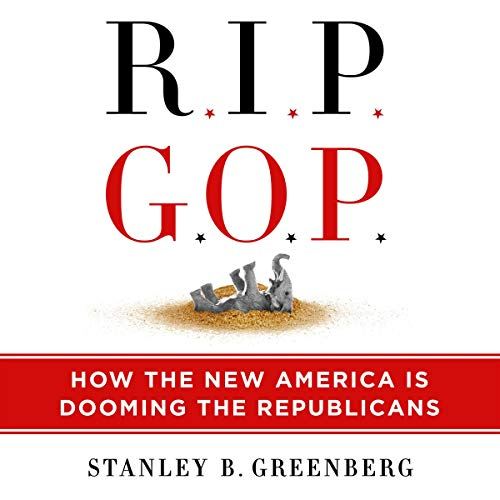 RIP GOP audiobook cover art