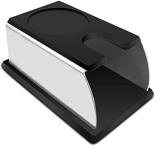 Blinfixe Support de tamper à café, base de tamper en acier inoxydable, anti-rouille détachable Machine à expresso Machine ...