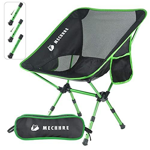 Mechhre Hauteur Réglable Chaise De Camping...