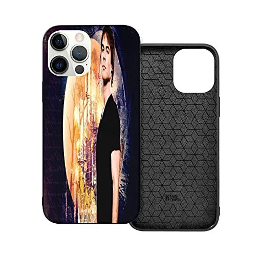 Ian Joseph Somerhalder - Custodia protettiva per iPhone 12, antiurto, per iPhone 12