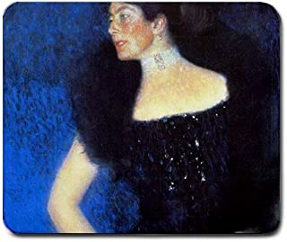 Portrait of Rose Von Rosthorn Friedmann By Gustav Klimt Mouse Pad