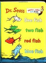 One Fish, Two Fish, Red Fish, Blue Fish(Vinyl Bath Book)