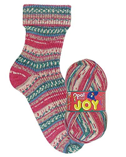 Opal Sockengarn - Joy - 4fach 9986 Lebensfreude