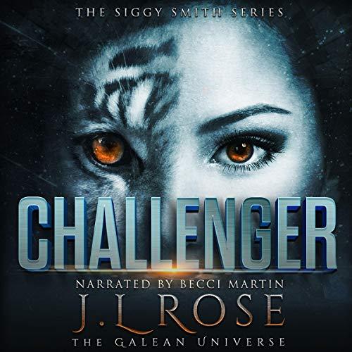 Challenger Audiobook By Jaxon Lee Rose cover art