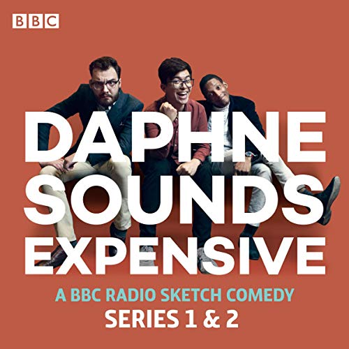 Daphne Sounds Expensive cover art