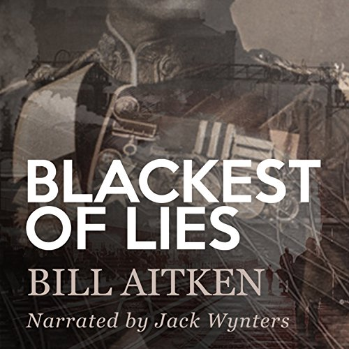 Blackest of Lies audiobook cover art