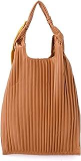 Anita Bilardi Woman's Borsa A Spalla Anita Bilardi Picasso In Pelle Color Cuoio Brown