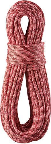 EDELRID Python 10mm 30M Rot, Kletterseil, Größe 30 m - Farbe Red